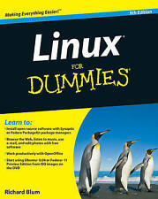 Linux For Dummies by Richard Blum (Paperback, 2009)