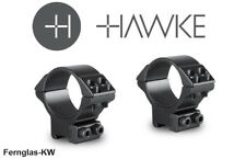 Hawke 22107 30 mm ringmontage Medium for 9-11mm Rail, zielfernrohr-halterung