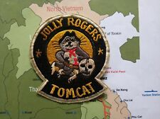 F-14 Navy Jolly Rogers Squadron vn ,  Patch , F-14 Navy Jolly Rogers