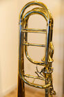Getzen Custom 3062 AFR Bass Trombone Independent Thayer Valves Bb/F/Gb/D Custom