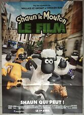 Affiche SHAUN LE MOUTON Shaun The Sheep MARK BURTON Richard Starzak 120x160cm *