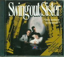Swing Out Sister - It'S Better To Travel Usa Press 4 Bonus Tracks Cd Perfetto