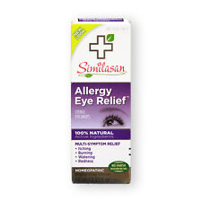 Similasan Allergy Eye Relief  Eye Drops10ml /0.33fl oz 100% Natural Homeopathic