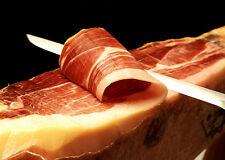 Traditional Portuguese PORK Sliced DRY-CURED HAM / JAMÓN / PROSCIUTTO / PRESUNTO