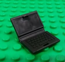*NEW* Lego Black Tiny Laptop Computer Keyboard Minifigs Figures Figs x 1 piece