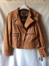Mango Leather Plus Size Coats & Jackets for Women