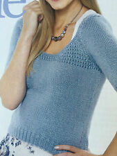 Debbie Bliss Sweaters/Clothes Crocheting & Knitting Supplies