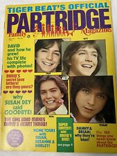 Tiger Beat Official Partridge Family Magazine David Cassidy May 1972 Rare Vtg