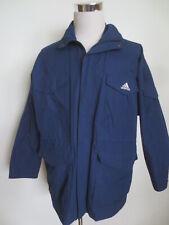 "ADIDAS Outdoor Jacke ""Arbeitsjacke"" Gr. 5 ca L/XL blau dunkelblau TIP TOP /0B2"