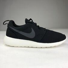 New Nike Roshe One 'Black/White' Running Shoes Men Size 8.5 511881 010