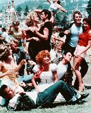 GREASE MOVIE PHOTO 8x10 Photo wonderful image 246046