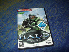 HALO 1 PC Kult SOFORT der Kult Shooter für den PC H A L O 1 Original Version