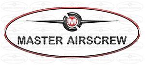 Master Airscrew Logo Graphics Decals RC Plane Airplane