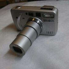 Minolta - Zoom 160C Date AF -  35mm Film Camera