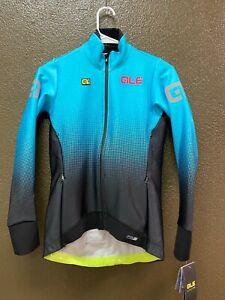 Alé Cycling PRS Dots Winter Jacket - Blue - Women's Small