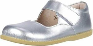 New LIVIE & LUCA Shoes Astrid Silver Gray 13