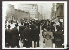 Easter Parade Fifth Avenue North From 41st St. 1897 New York City Photo Postcard