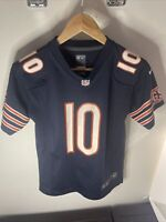 Chicago Bears Mitch Trubisky Jersey Youth Size Medium 10-12 Nike NFL Players