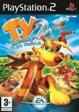 PS2 / Sony Playstation 2 Spiel - TY the Tasmanian Tiger: Bush Rescue mit OVP