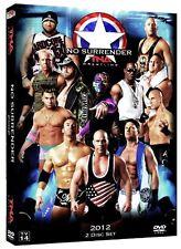 TNA Wrestling: No Surrender (DVD,2012)
