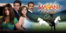 Dvd Telenovela Completa, Manana es para siempre 32 Dvds $95.00