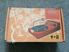 More details for vintage radiola d5120 portable record player 1982 battery or mains fully working
