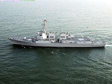 The Last Ship 1/144 Scale USS Nathan James Missile Cruiser Destroyer Plans,Instr
