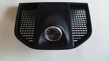 PORSCHE 2015 18 MACAN S DASH CLOCK  OEM PART 95864150113 WITH COVER & WIRE PLUG