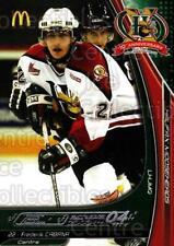 2003-04 Halifax Mooseheads #4 Frederik Cabana