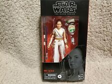 "Star Wars: Black Series ~ #91 REY & D-0 ~ 6"" Action Figure by Hasbro 2019"