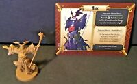 Massive Darkness Ajax miniature CMoN: Use with D&D or Zombicide games
