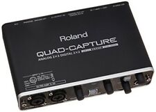 Roland USB AUDIO Interface QUAD-CAPTURE UA-55 Japanese Import