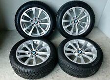 BMW 3er F30 F31 4er F32 F33 F36 17 Zoll Alufelgen Winterreifen Winterräder 7mm