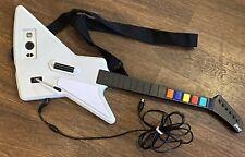 XBOX 360 Guitar Hero Xplorer RedOctane Wired Gibson Model 95157