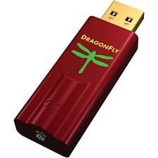 AUDIOQUEST DRAGONFLY RED Convertitore DAC USB Hi-Fi CUFFIA | GAR.ITALIA