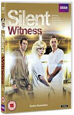 Silent Witness . The Complete Series 17 . Season 17 . 3 DVD . NEU . OVP