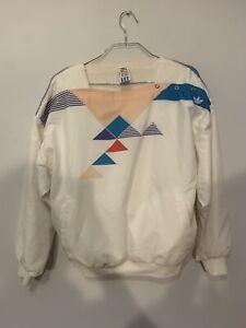 Retro 80s Look Adidas Sweatshirt/windbreaker/pullover, M (10/12)