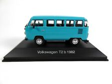 Volkswagen Combi T2 B - 1:43 SALVAT Autos Inolvidables Diecast Model Car AR14