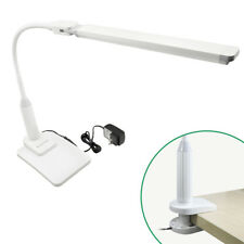 Touch Dimmable and Clip On Functional LED Desk Lamp Table Reading Lamp Work Lamp