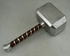 Superb Replica Mjolnir - Hammer of Thor - Foam/Resin Fantasy/Cosplay/Halloween