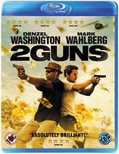 2 GUNS - BLU-RAY - REGION B UK