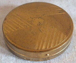 Houbigant Powder Compact Art Deco
