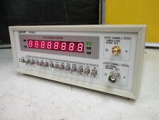 Atten F2700-C, erstklassiger 3000 MHz Frequenzzähler mit exakter Zeitbasis  !