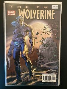 The End Wolverine 1 High Grade Marvel Comic Book CL95-219