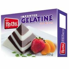 Motha HALAL Gelatine Powder 200 Bloom Odourless And Unflavoured transparent