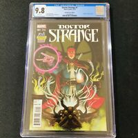 Doctor Strange #1 CGC 9.8 Midtown Exclusive 1st Zelma Stanton Strange Academy