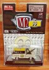 M2 MACHINES 2018 MiJo Exclusives MOONEYES 1960 VW DOUBLE CAB TRUCK 18-40 (A+/A