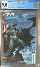 Future State: The Next Batman #4 Jim Lee Variant CGC 9.8 -
