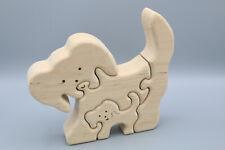 Holz Puzzle verschiedene Tiere Puzzle Spielzeug