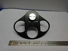 WILD SWISS HEERBRUGG FILTER HOLDER M20 MICROSCOPE PART OPTICS AS IS &83-52
